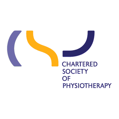 Chartered Society fo Physiotherapy logo