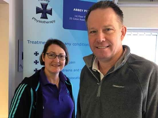 Abbey Physiotherapy Patient of The Month March 2019