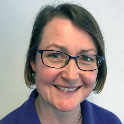 Alison Dearden director of abbey physiotherapy