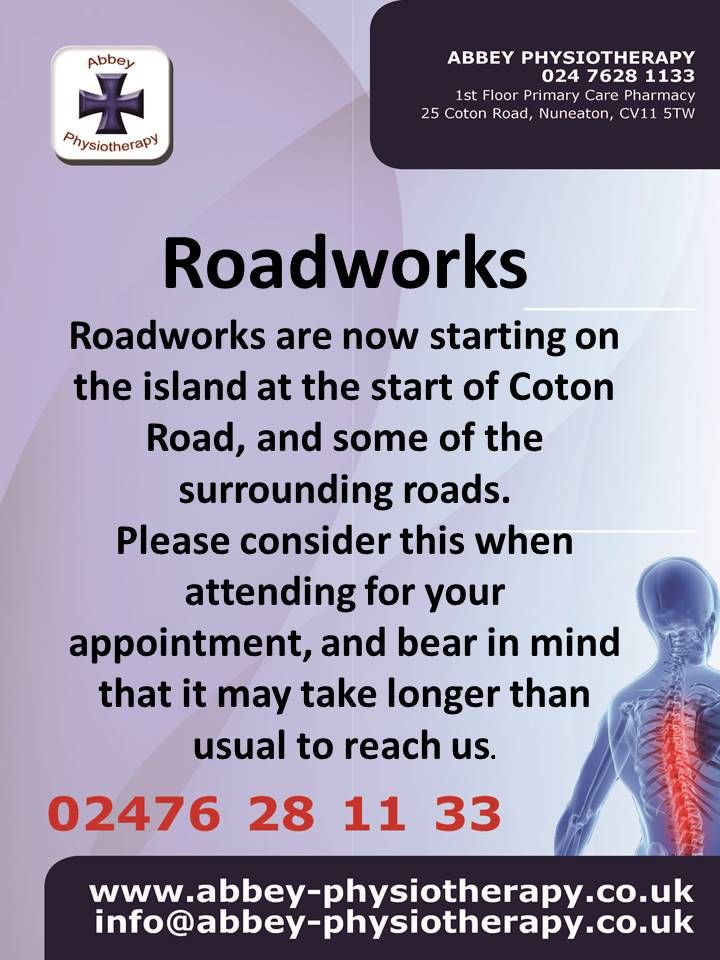 roadworks fb